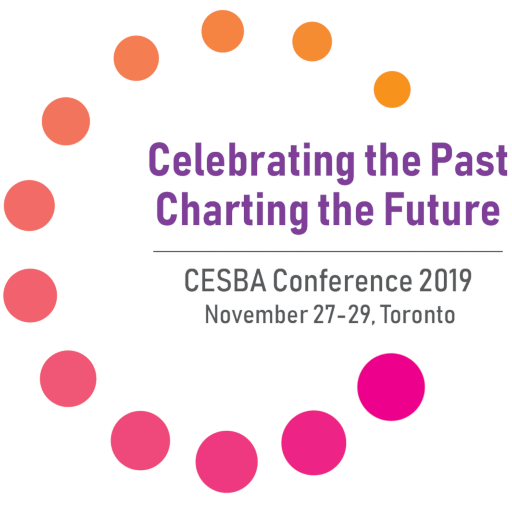Logo for CESBA Conference 2019